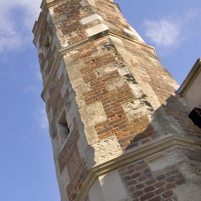 Conservation of former gatehouse to Knebworth Estate